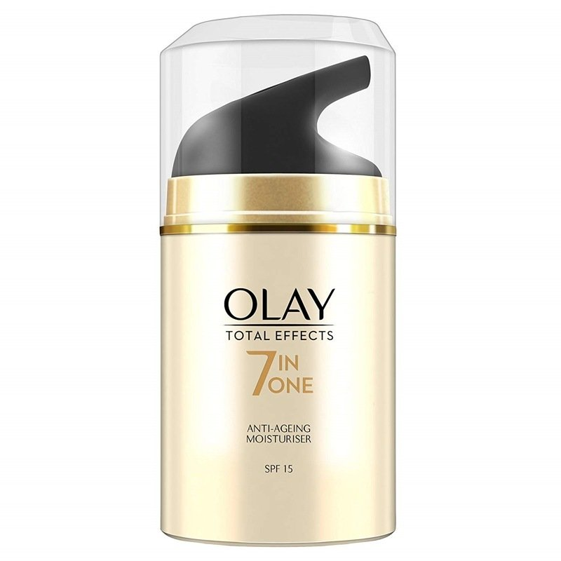 Olay 7-in-1 Total Effects Anti-Ageing Day Cream Moisturiser