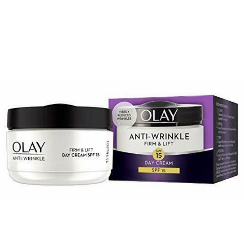 Olay Anti-Wrinkle Firm & Lift Day Cream SPF15